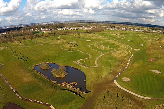 Wood Farm Golf Course, Bursnips Road, Essington, WV11 2RE