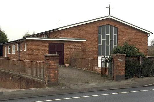 St John Fisher Roman Catholic Church, Yew Tree Lane, Coseley, WV14 8RF