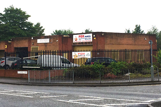 Industrial Units, Ashford Industrial Estate, Wolverhampton, WV2 2BX