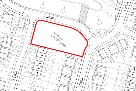 Medical Centre Development Site, Crewe Road, Haslington, Cheshire