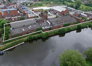 Landmark site for sale in Stourport-on-Severn, Worcestershire