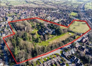 Landmark site for sale in Colwich, Staffordshire